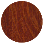 wood finish sample: beechnut brown