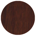 wood finish sample: walnut brown