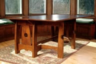 bodmer gate-leg server table