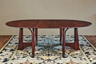 catlin expandable dining table